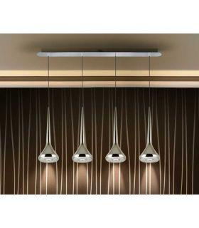Comprar online Lámpara Lineal de Techo luz led colección AXEL 4 Schuller