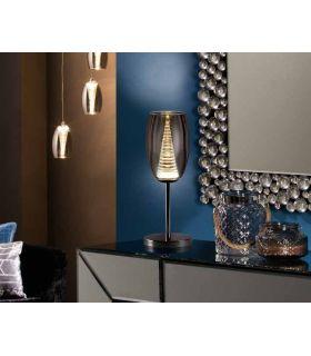 Comprar online Lámpara Sobremesa 1 luz Led colección NEBULA Schuller