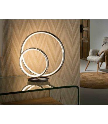 Lámpara de mesa luz Led Dimable mod. Omega Schuller