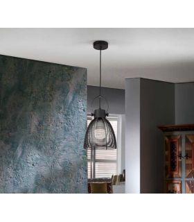 Comprar online Lámpara Colgante luz Led colección TABATHA 1 Schuller
