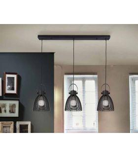 Comprar online Lámpara Lineal con Luz Led colección TABATHA 3 Schuller