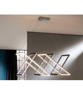 Comprar online Lámpara Moderna de acero pulido colección LIMUS Schuller