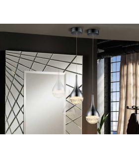 Comprar online Lámpara Colgante Luz Led colección ELIE 1 Schuller