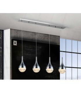 Comprar online Lámpara Lineal de Techo Luz Led colección ELIE 4 Schuller