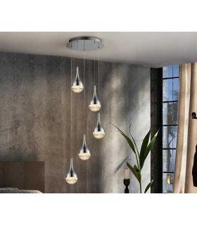 Comprar online Lámpara de Techo Moderna Luz Led colección ELIE 5 Schuller