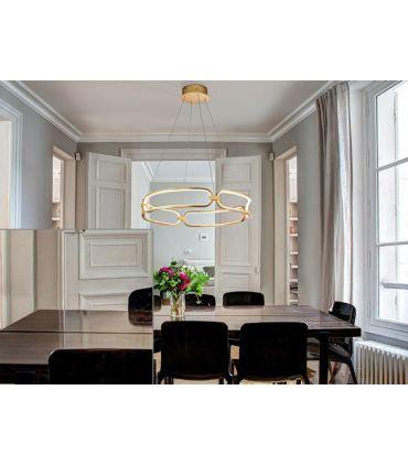 Lámpara de Diseño Luz Led colección COLETTE Oro Schuller