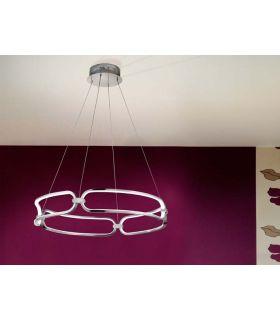 Comprar online Lámpara de Diseño Luz Led colección COLETTE Cromo Schuller