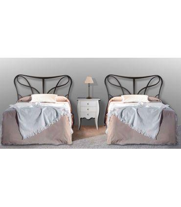 Cabecero de Forja para cama individual VENUS