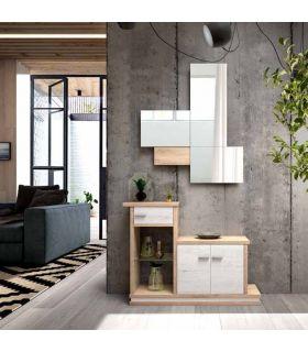 Comprar online Mueble de Recibidor en Madera TENERIFE Aurora