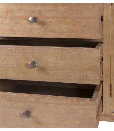 Mueble Aparador de estilo Rústico colección KAKI