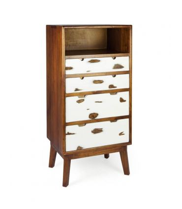 Mueble Chifonier en madera de MINDI Colección NORDIC