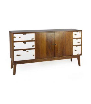 Mueble Aparador de estilo rústico y colonial Colección NORDIC