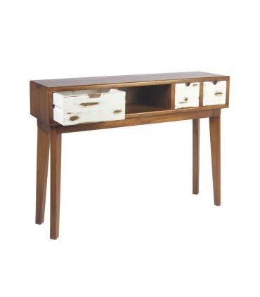 Consola de estilo Rústico y Colonial colección NORDIC