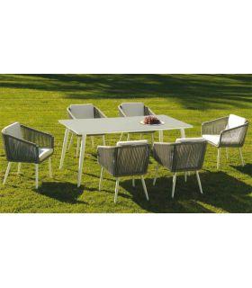 Comprar online Mesa de Terraza y Jardín colección SIENA