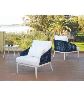 Comprar online Sillón de Aluminio y Cuerda sintética de Terraza y Jardín SAN MARINO