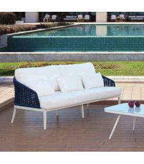 Comprar online Sofá de 3 plazas para Decoración de Exterior SAN MARINO