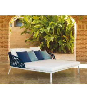 Comprar online Sofá Daybed para terreza y Jardín Colección SAN MARINO