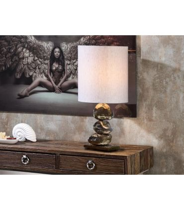 Lámpara de mesa colección Ornella. Schuller