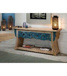 Comprar online Consola de madera colección Tanah. Schuller