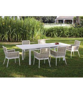 Comprar online Mesa Extensible de Terraza y Jardín : Modelo NERJA