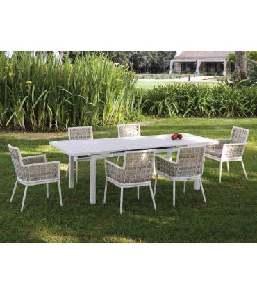 Mesa Extensible de Terraza y Jardín : Modelo NERJA