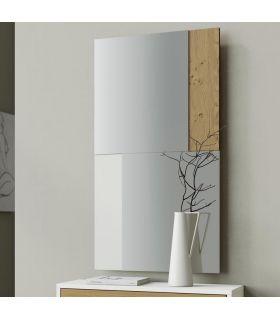 Comprar online Espejo Rectangular de líneas modernas DUPLA Liso