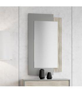 Comprar online Espejo con marco de madera modelo DESIGUAL RIO