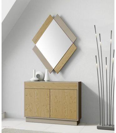 Mueble de Recibidor en Madera modelo MARTINA