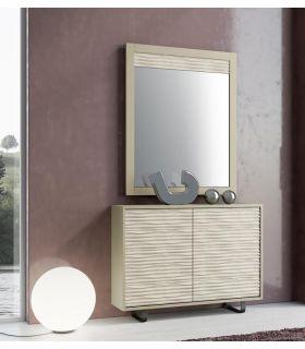 Comprar online Mueble de Recibidor en Madera modelo MERIDA RIO