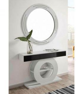 Comprar online Espejo Redondo de estilo moderno modelo TARRAGONA GR