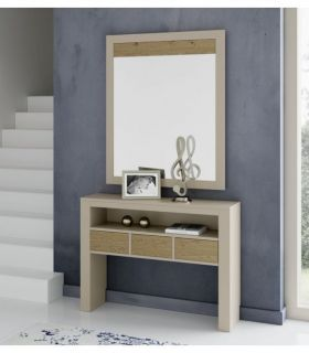 Comprar online Espejo Rectangular modelo TRADICIÓN Liso madera
