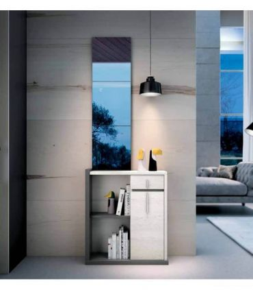 Espejo decorativo Rectangular MALMO