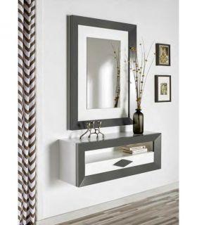 Espejo moderno rectangular modelo GETAFE