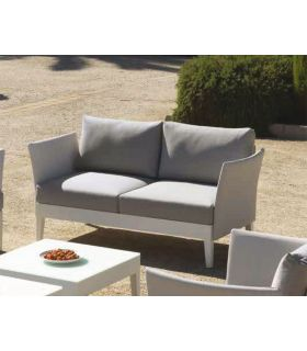 Comprar online Sofá de 2 Plazas para terraza y jardín en TEXTILENE colección CAPRI