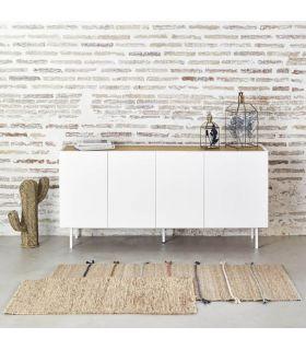 Comprar online Mueble Aparador Estilo Nórdico Colección Arista Blanco