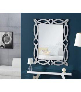 Espejo Veneciano con marco lunas de cristal ALHAMBRA