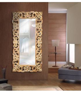 Comprar online Espejo Vestidor de Estilo Clásico : Modelo GORGIAS Oro