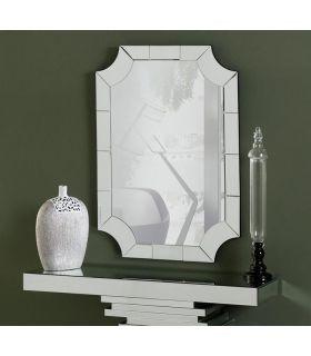 Comprar online Espejo de Pared con marco de lunas biseladas TELMA