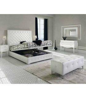 Comprar online Camas Tapizadas con canapé Abatible : Modelo BURGOS