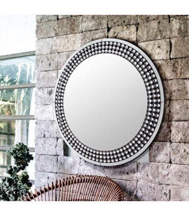 Espejo Redondo de Pared modelo ISADORA Schuller