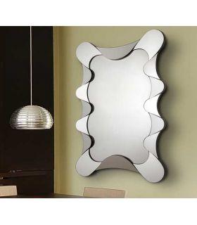 Comprar online Espejo de Pared con marco espejado VALENTINA Schuller