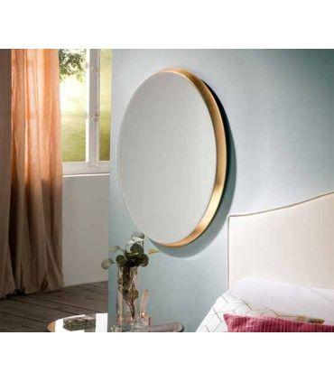 Espejo de Pared Ovalado colección Aries Schuller