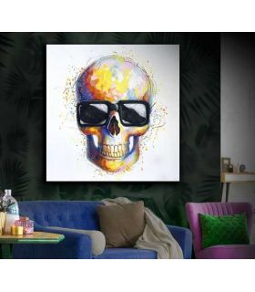 Comprar online Cuadro con pintura acrílica modelo CATRINA Schuller