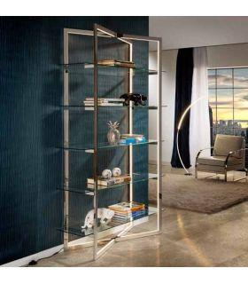 Comprar online Estantería de Acero con Luz Led modelo ZAILA Schuller
