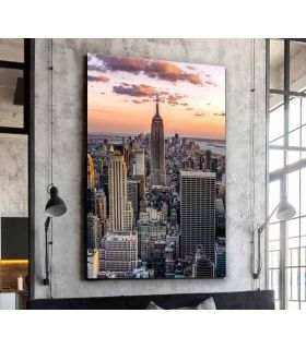 Comprar online Cuadro con fotografía impresa Empire State Schuller