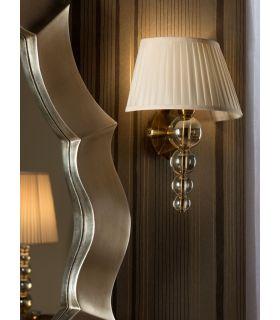 Comprar online Lámparas de Pared Colección MERCURY champán Schuller
