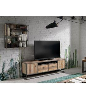 Comprar online Mueble de Televisión de estilo industrial Colección TUAREG