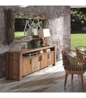 Comprar online Mueble Aparador en madera maciza Modelo SOUL