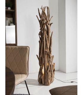 Comprar online Lámpara de Pie de raíces naturales modelo ACE