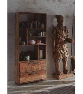 Comprar online Estantería de madera maciza colección SOUL